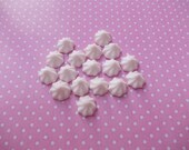 vanilla meringues, scale 1.12