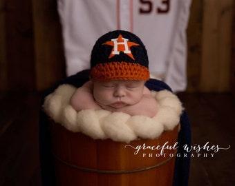 Houston Astros Baseball Hat