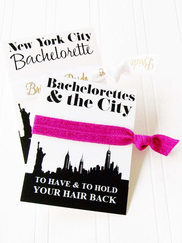New york city party favor bachelorette party gift for for Best cities for bachelorette parties