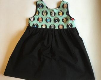Records Toddler Girls Dress 3T