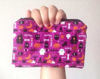 This is Halloween Zipper Bag