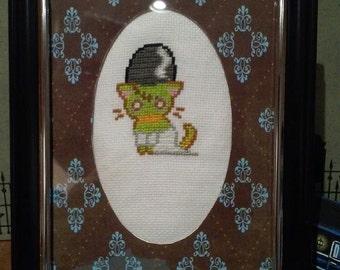 Halloween Bride of Frankenstein's Monster