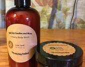 2pc Bath and Body Gift Set. Choose Your Scent. Made To Order