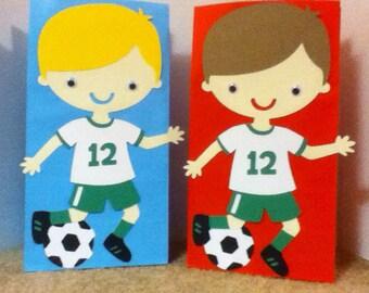 Cute Soccer Goody Bags
