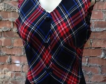 Vintage Grunge Goddess Dress