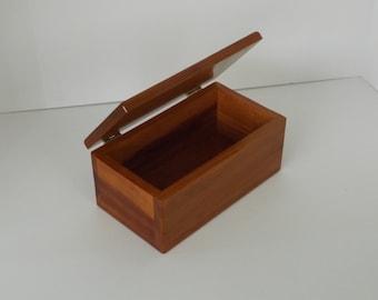 Handmade Cherry Jewelry Box
