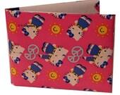 Hello Kitty Duct tape Wallet, Hello Kitty Wallet, Sanrio Wallet, Duct Tape Wallet, Women's Wallet, Custom Wallet, Women's Wallet