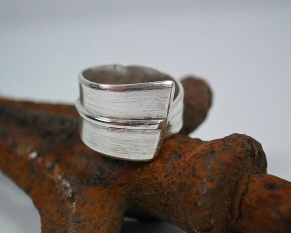 Boho Ring - Sterling Silver Boho Ring - Hippie Ring - Bohemian Ring