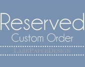 RESERVED Navy and Silver Glitter Sailboat Cake Topper
