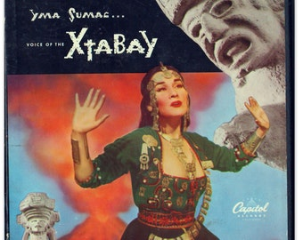 Exotica Deluxe: Yma Sumac 45s Box Set  Voice of the Xtabay 1950s