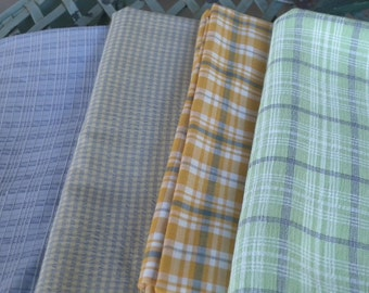 Quality Sample Fabrics from Patagonia ~ Great for Sewing and Craft Ideas! //Craft Supplies & Tools// Fabrics//