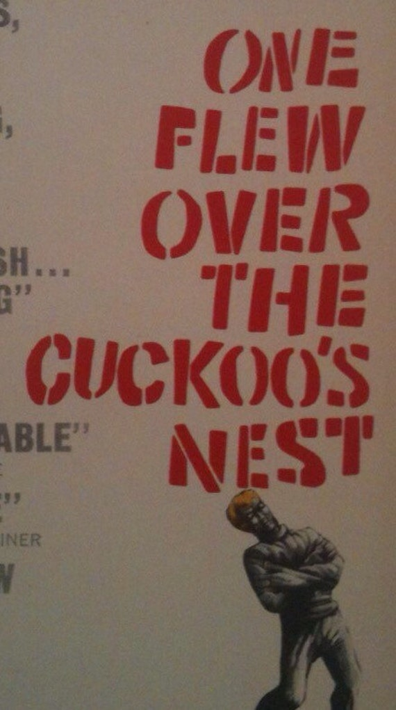 a review of madness in one flew over the cuckoos nest a novel by ken kesey One flew over the cuckoo's nest (tyler kazokas) is world renowned merry prankster ken kesey org/book-reviews/one-flew-over-the-cuckoos-nest.