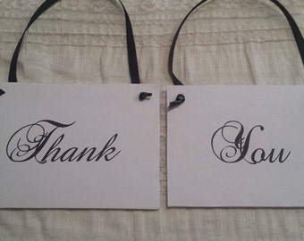 Wedding Banners, Wedding Plaques, Thank You Plaques , Wedding Signs