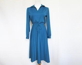 Vintage 70s Dress // Vintage Dress //  Small