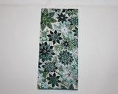 Magic Wallet, Money Wallet, Server, Waiter, Waitress, Billfold - Floral Print