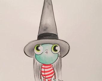 The witch's pajamas