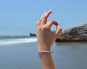 Namaste Bracelet, Meditation Bracelet, Yoga Jewelry, Yoga Bracelet, Yoga Hand Stamped jewelry, Namaste Jewelry Gift, Yoga Jewelry Gift