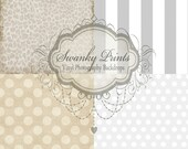 "SAMPLE PACK / FOUR 12"" x 12"" Shabby Chic Combo / Wood  / Vinyl Photography Backdrops for Product Photos"
