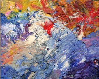 Oil Painting-Modern Art- Abstract Art-Original art