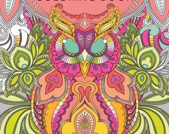 Tula Pink Coloring Book