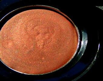 It's Showtime Vegan Cream Eyeshadow- Burgundy Red