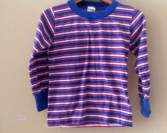 Vintage striped Top  3t