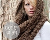 chunky crochet cowl pattern - the charlotte