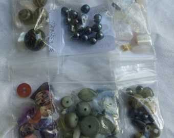 Hope Jacare - Pick and Mix - Beads and bits selection 09