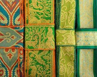 Silk Sari borders, Sari Trim SR406