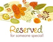 RESERVED Listing for Lauri