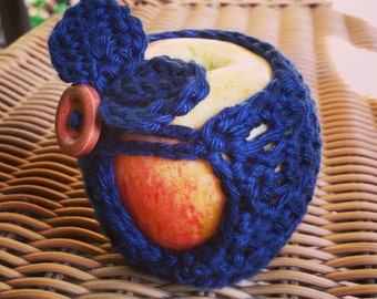 Navy Apple Cozy