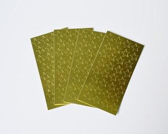 Gold Star Stickers Gold Stickers Teachers Stickers Reward Stickers Wedding Stickers Gold Foil Stars Tiny Star Stickers