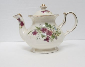 Vintage Prince Kensington Teapot Made In England