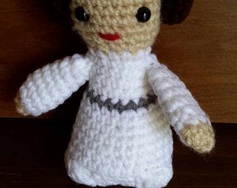 Star Wars Princess Leia Plush