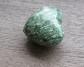 Tree Agate Large Puffy Heart #43573