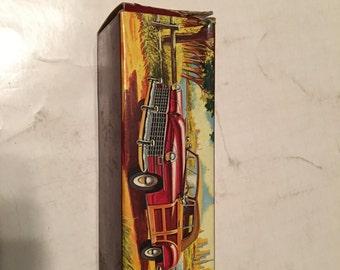 avon 1948 chrysler decanter in original box