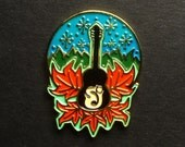 String Cheese Incident pin, fall tour, hat pin