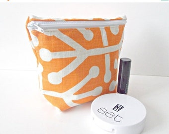BACK 2 SCHOOL SALE Cosmetic Pouch - Makeup Bag - Toiletry Bag - Cosmetic Bag - Waterproof Bag - Wet Bag