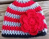 Baby buckeye hat for boys and girls