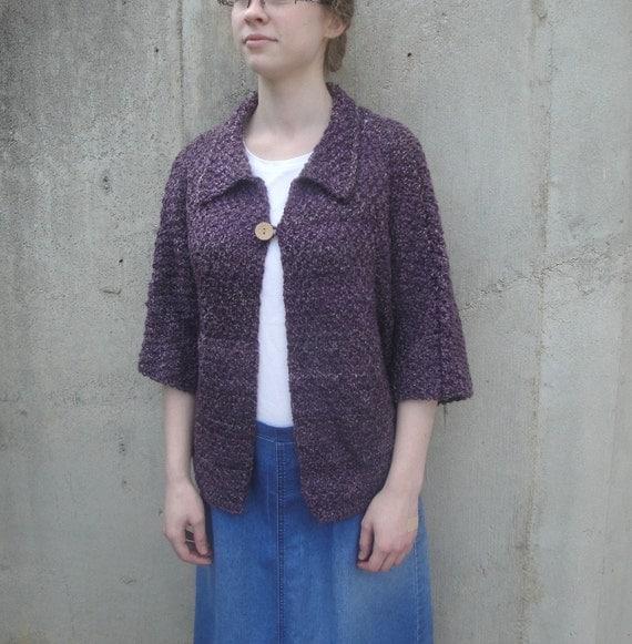 Knitting Pattern For Dolman Sleeve Sweater : Shonie Shrug Knitting Pattern, Dolman Sleeve Cardigan ...