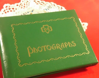 Girl Scout Photograph Album