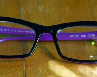 Authentic Cat Eye Rx Frames Glasses
