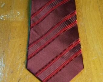 Vintage Authentic Ermenegildo Zegna Silk Tie