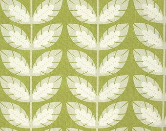Clementine by Amy Butler for Free Spirit - Sprout - Olive - 1/2 yard Cotton Quilt Fabric 916