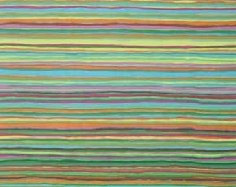 Kaffe Fassett for Rowan and Westminster Fibers - Strata - Spring - Quilt Fabric - FQ - Fat Quarter Cotton Quilt Fabric 516