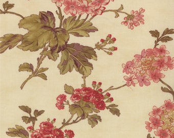 Vin Du Jour Floral by 3 Sisters for Moda - One Yard - 44022 16