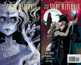 Tales of the Night Watchman Issue Four