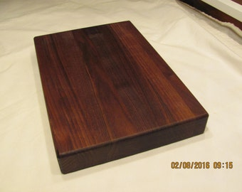 Walnut Cutting Board, Wood Cutting Board, Walnut Board, Bread Board, Cheese Board, Carving Board, Bread Knife