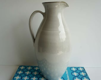 Vintage Fris Edam Pottery Vase Made in Holland 1960s