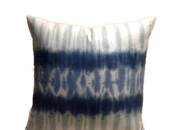 Amazing Kravet Tie Dye Linen Pillow Cover, Pillows, Ashbury In Indigo, Blue Decorative  Pillow, Throw Pillow, Accent Pillow, Home Decor, Housewares